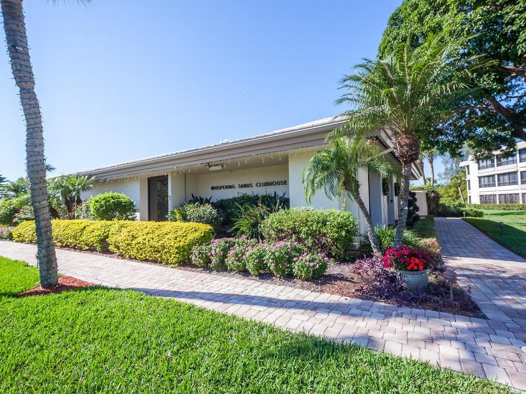 Clubhouse - Condo for sale at 19 Whispering Sands Dr #205, Sarasota, FL 34242 - MLS Number is A4189914