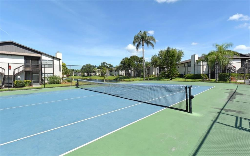 Tennis and pickle ball courts - Condo for sale at 3827 59th Ave W #4157, Bradenton, FL 34210 - MLS Number is A4190340