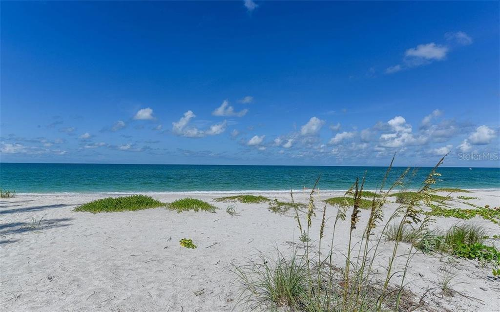 Beautiful beach, room to play! - Vacant Land for sale at 3000 Casey Key Rd, Nokomis, FL 34275 - MLS Number is A4190389
