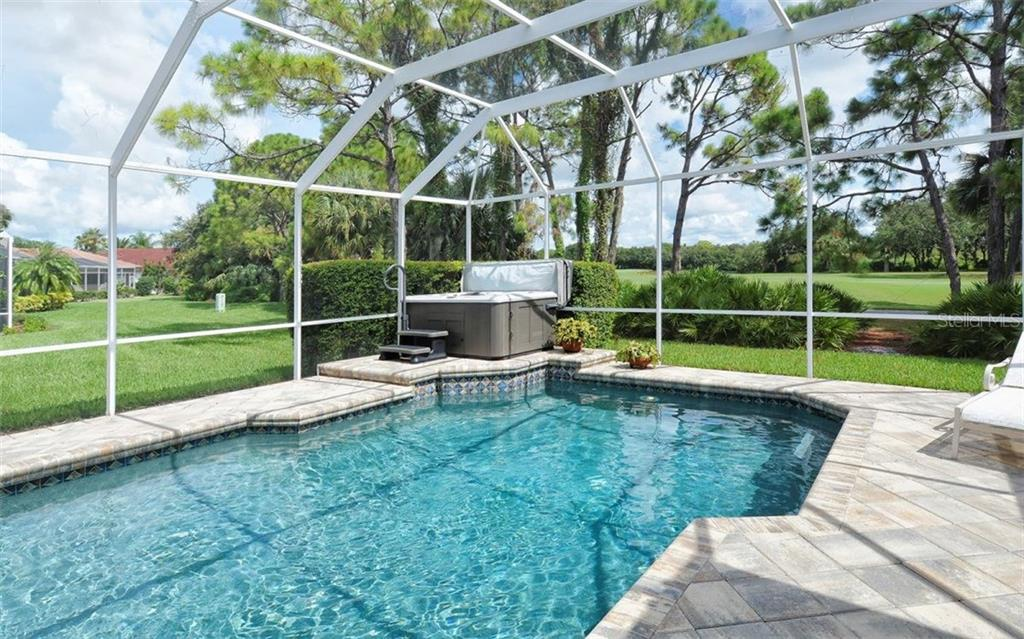 One of the best views in Stoneybrook. - Single Family Home for sale at 8747 Grey Oaks Ave, Sarasota, FL 34238 - MLS Number is A4195019