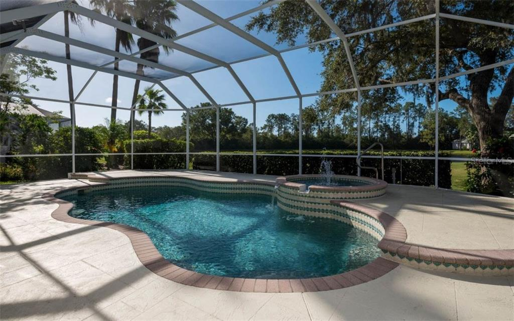 pool - Single Family Home for sale at 8712 54th Ave E, Bradenton, FL 34211 - MLS Number is A4196623