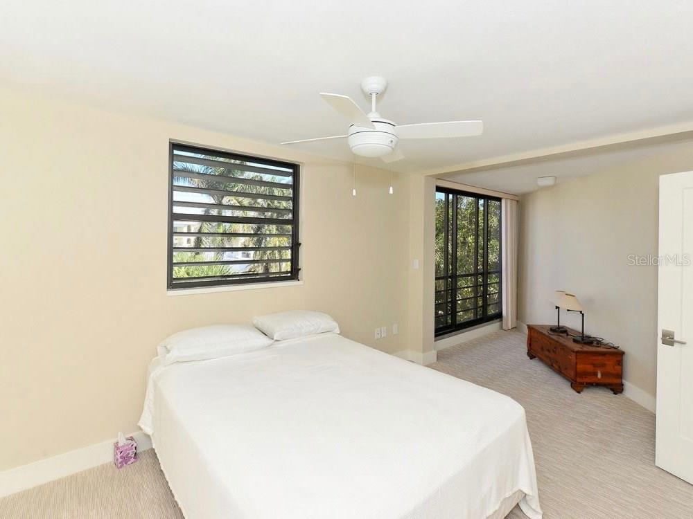 2nd Bedroom - Condo for sale at 222 Beach Rd #8, Sarasota, FL 34242 - MLS Number is A4199666