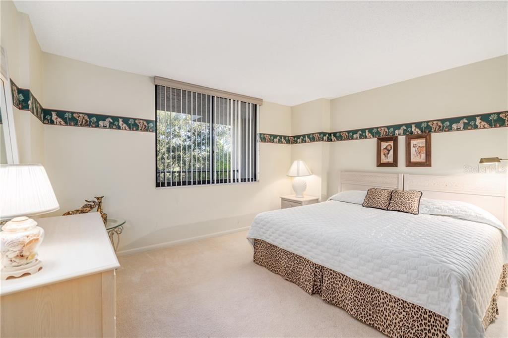 Bedroom 2 - Condo for sale at 5880 Midnight Pass Rd #511, Sarasota, FL 34242 - MLS Number is A4207131
