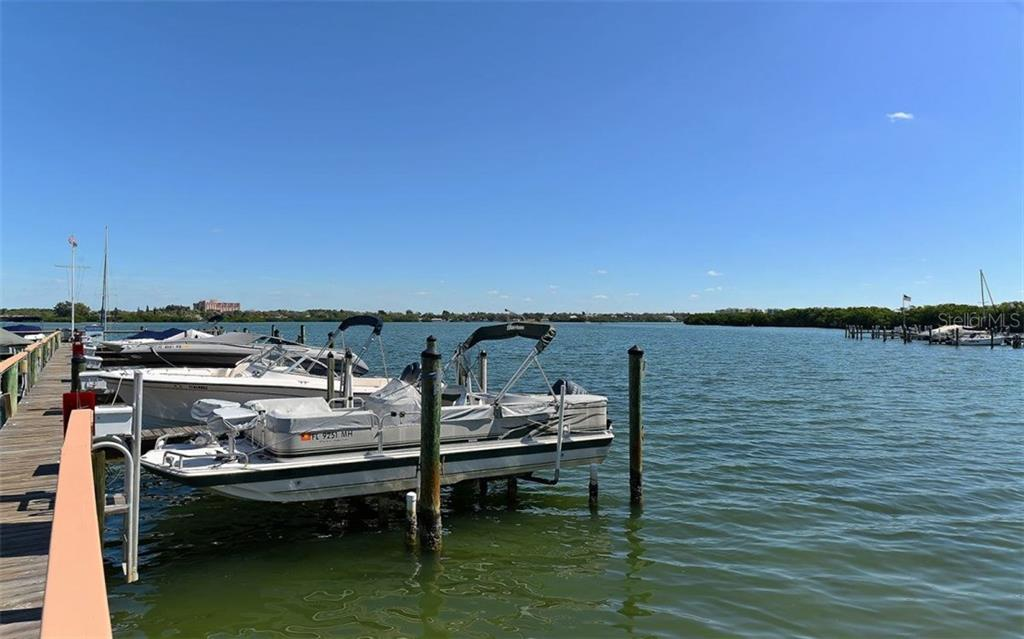 Beach and Water Views - Condo for sale at 8730 Midnight Pass Rd #400, Sarasota, FL 34242 - MLS Number is A4209312