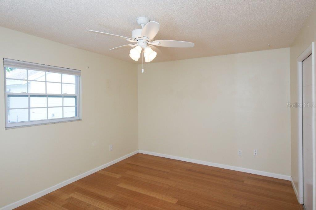 Master bedroom downstairs - Single Family Home for sale at 4417 Garcia Ave, Sarasota, FL 34233 - MLS Number is A4213473