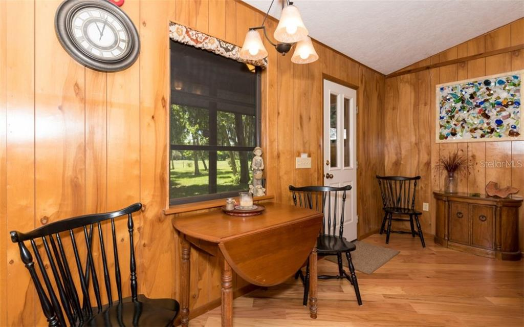 Guest House Dining Room - Single Family Home for sale at 7865 27th St E, Sarasota, FL 34243 - MLS Number is A4400492