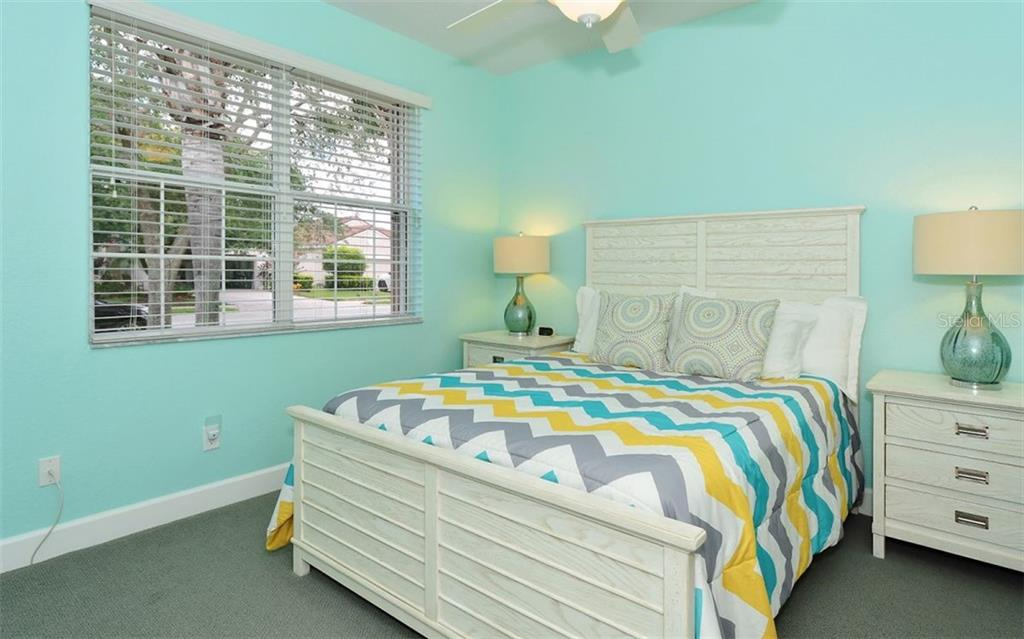 Guest Bedroom - Single Family Home for sale at 6507 42nd St E, Sarasota, FL 34243 - MLS Number is A4404611