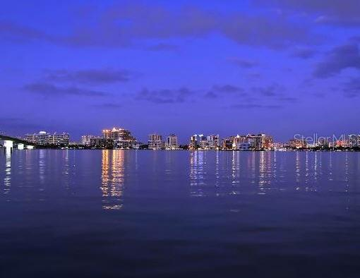 Mesmerizing Glowing Sunsets - Condo for sale at 1300 Benjamin Franklin Dr #1008, Sarasota, FL 34236 - MLS Number is A4405360