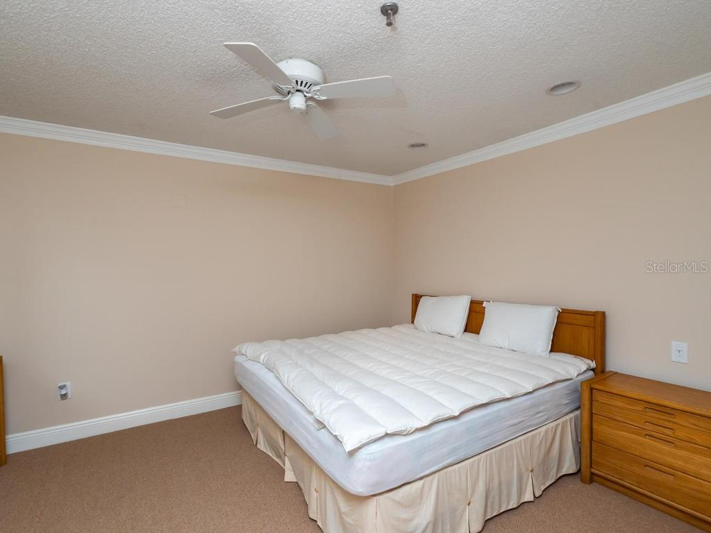 3rd bedroom downstairs - Condo for sale at 1912 Harbourside Dr #604, Longboat Key, FL 34228 - MLS Number is A4407777