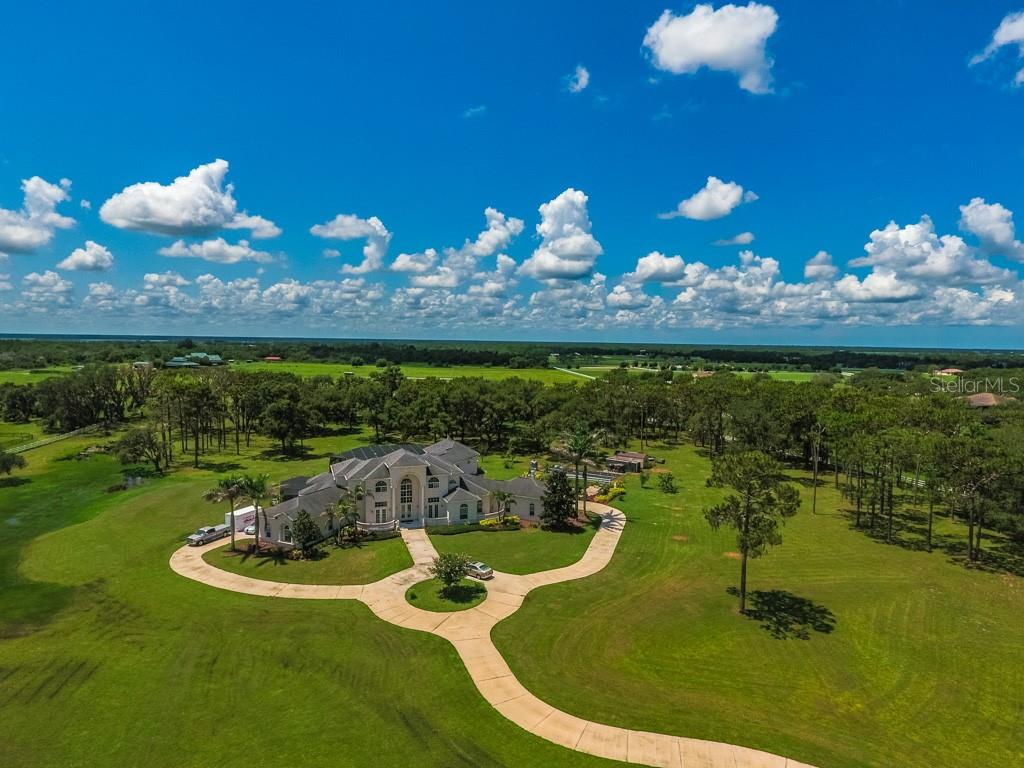 Beautiful Estate Home - and not everyone has horses ! - Vacant Land for sale at Address Withheld, Sarasota, FL 34240 - MLS Number is A4408726