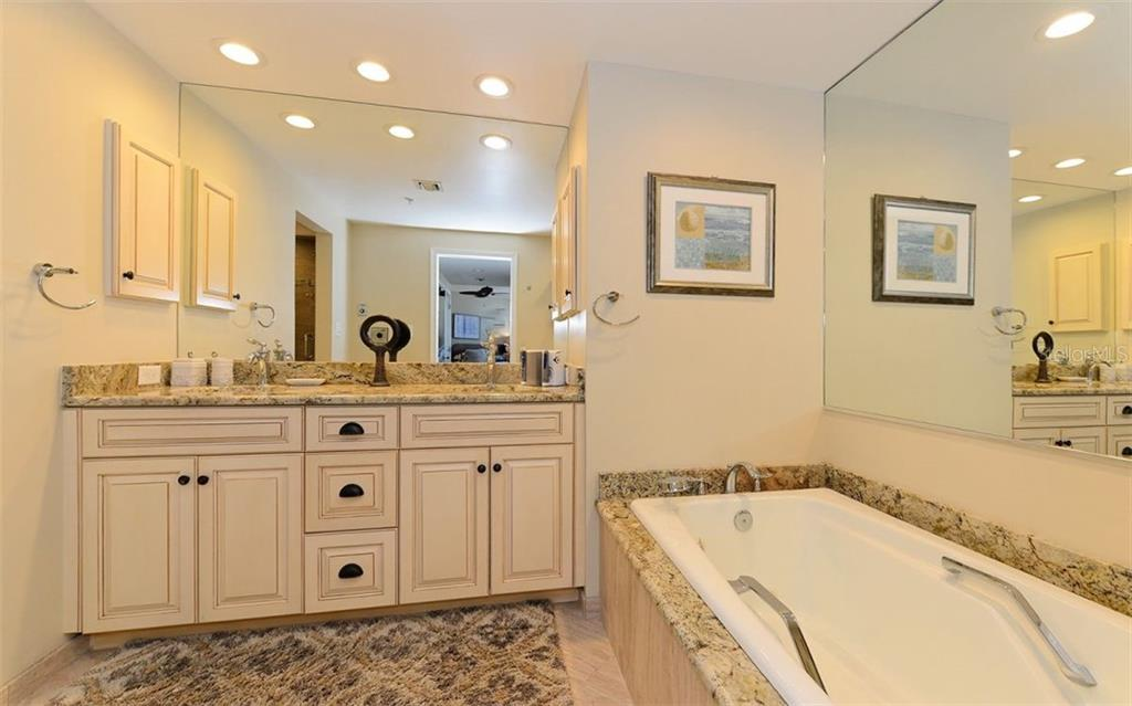 Master Bath - Condo for sale at 1211 Gulf Of Mexico Dr #705, Longboat Key, FL 34228 - MLS Number is A4410234