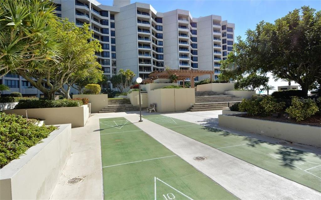 Shuffle Board - Condo for sale at 1211 Gulf Of Mexico Dr #705, Longboat Key, FL 34228 - MLS Number is A4410234