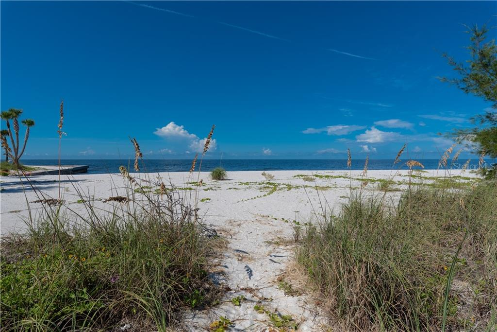 Path ends at the Beach - Single Family Home for sale at 6661 Gulf Of Mexico Dr, Longboat Key, FL 34228 - MLS Number is A4410988