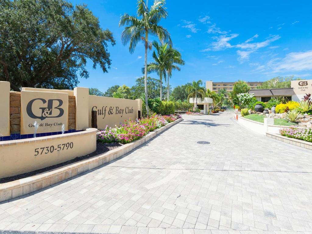 Gulf & Bay Entrance - Condo for sale at 5780 Midnight Pass Rd #208, Sarasota, FL 34242 - MLS Number is A4411755