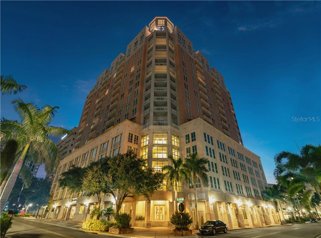 Condo for sale at 1350 Main St #1510, Sarasota, FL 34236 - MLS Number is A4412247