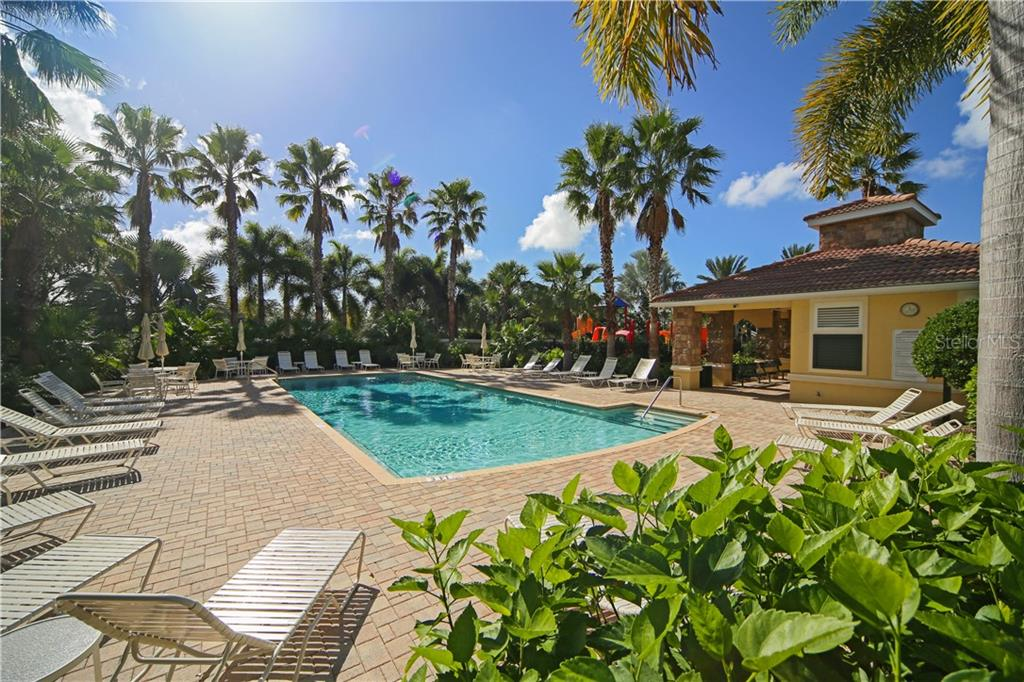 Private, 2nd floor, screened lanai for morning coffee or a glass of wine! - Condo for sale at 7895 Limestone Ln #12-202, Sarasota, FL 34233 - MLS Number is A4412836