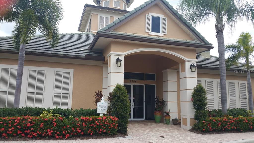 Club House - Condo for sale at 6516 Moorings Point Cir #202, Lakewood Ranch, FL 34202 - MLS Number is A4413295