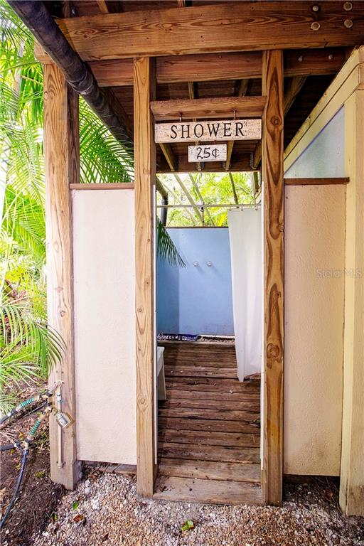 Hot/Cold Shower only 25 Cents - Single Family Home for sale at 1205 Sea Plume Way, Sarasota, FL 34242 - MLS Number is A4414083