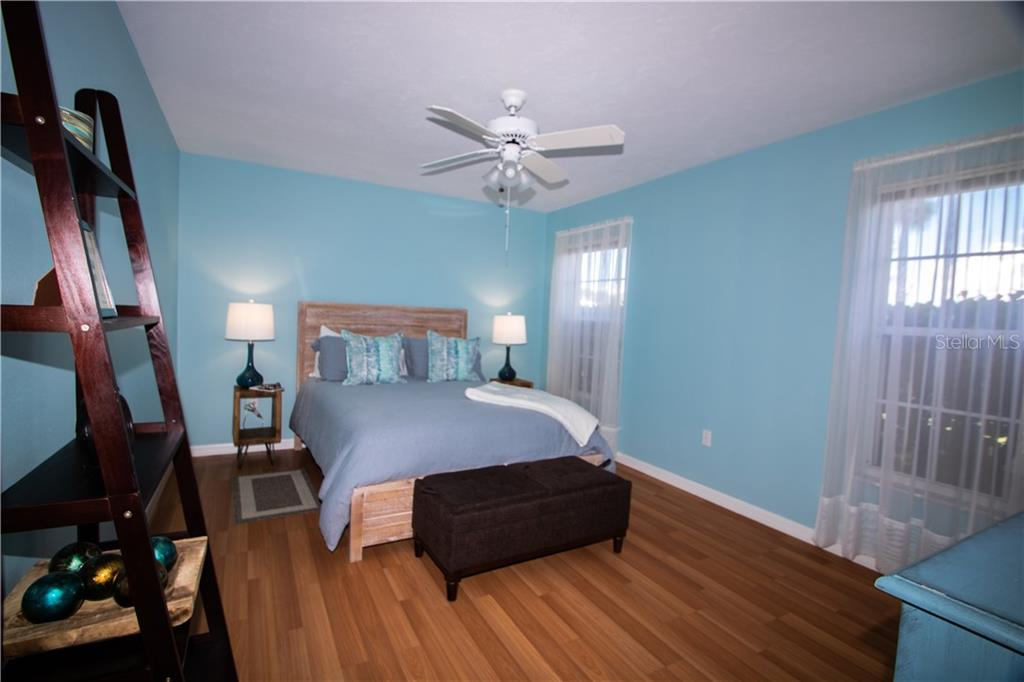 Bedroom #2 - Single Family Home for sale at 5629 Country Lakes Dr, Sarasota, FL 34243 - MLS Number is A4415511