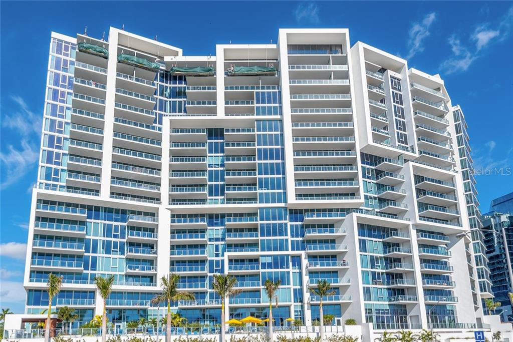 Condo for sale at 1155 N Gulfstream Ave #705, Sarasota, FL 34236 - MLS Number is A4417423