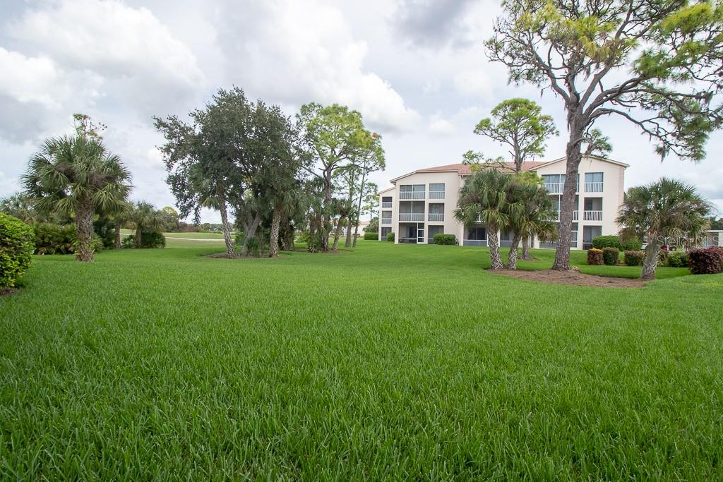 View from lanai - Condo for sale at 9620 Club South Cir #5110, Sarasota, FL 34238 - MLS Number is A4418081