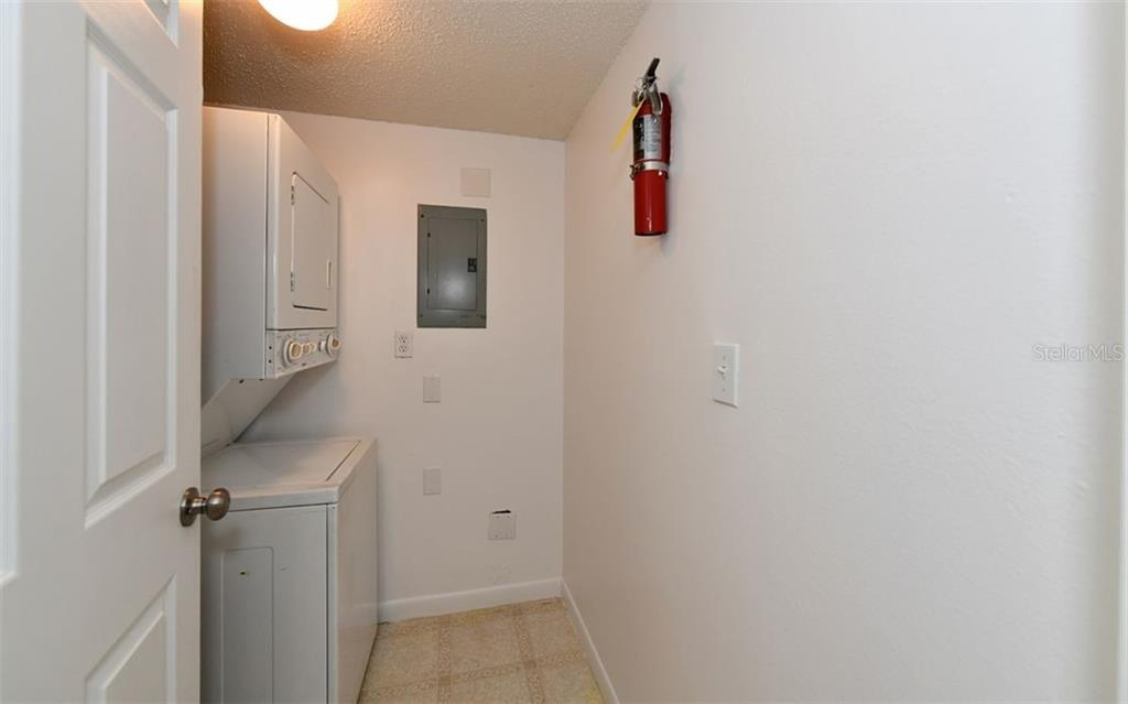 Laundry Room - Condo for sale at 4576 Longwater Chase #59, Sarasota, FL 34235 - MLS Number is A4418168