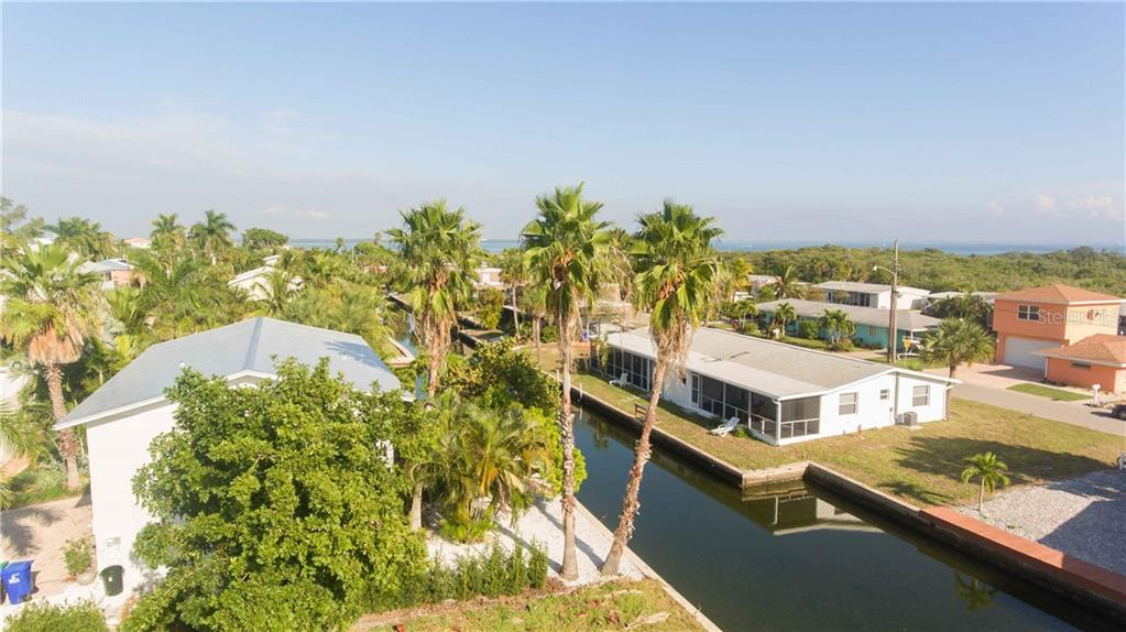 Potential 3rd floor views - Vacant Land for sale at 700 Tarawitt Dr, Longboat Key, FL 34228 - MLS Number is A4420879