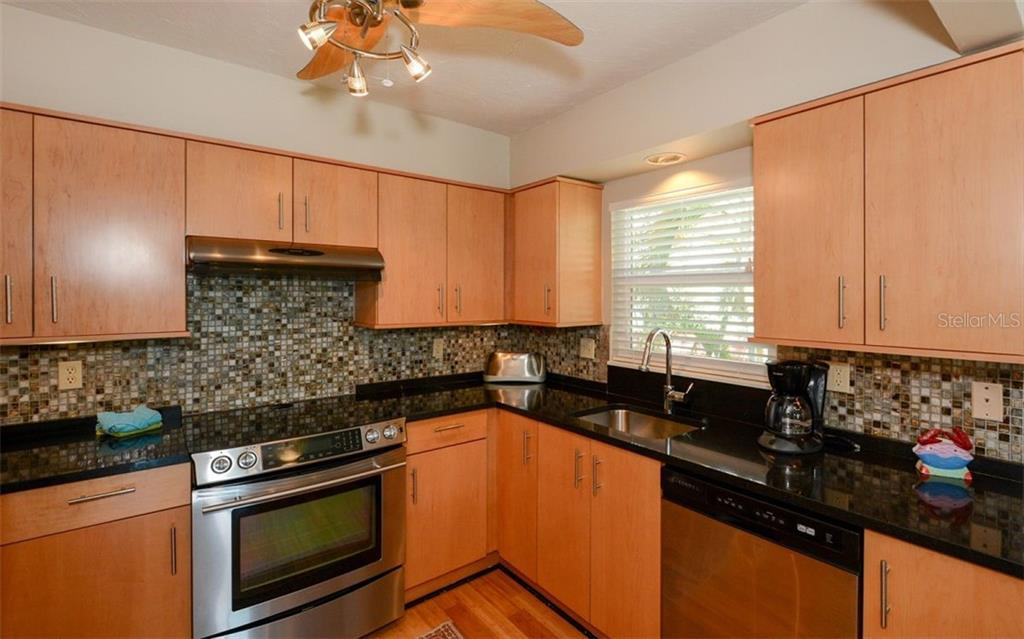 Kitchen for side 364 - Duplex/Triplex for sale at 364 E Canal Rd, Sarasota, FL 34242 - MLS Number is A4425762