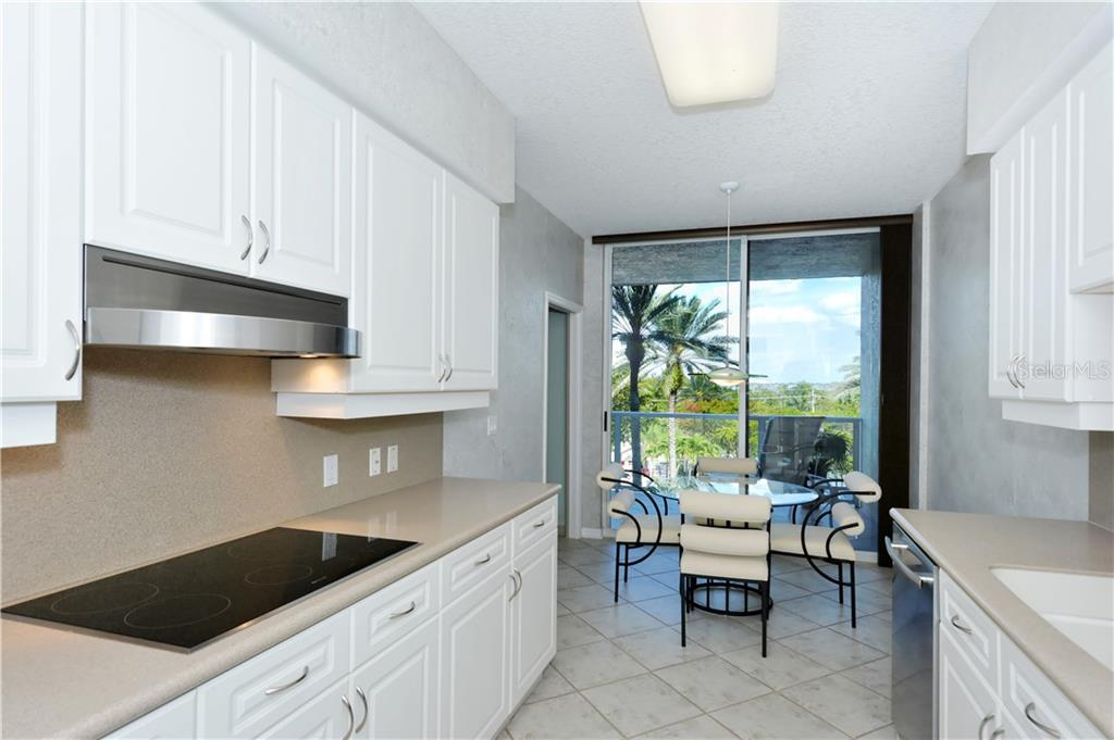 Fantastic Views from All Angles of the Residence - Condo for sale at 1800 Benjamin Franklin Dr #b309, Sarasota, FL 34236 - MLS Number is A4430464