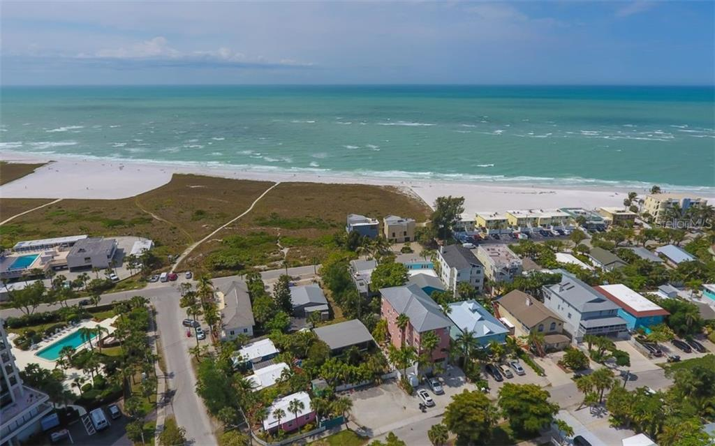 Single Family Home for sale at 145 / 168 Beach Rd, Sarasota, FL 34242 - MLS Number is A4432850