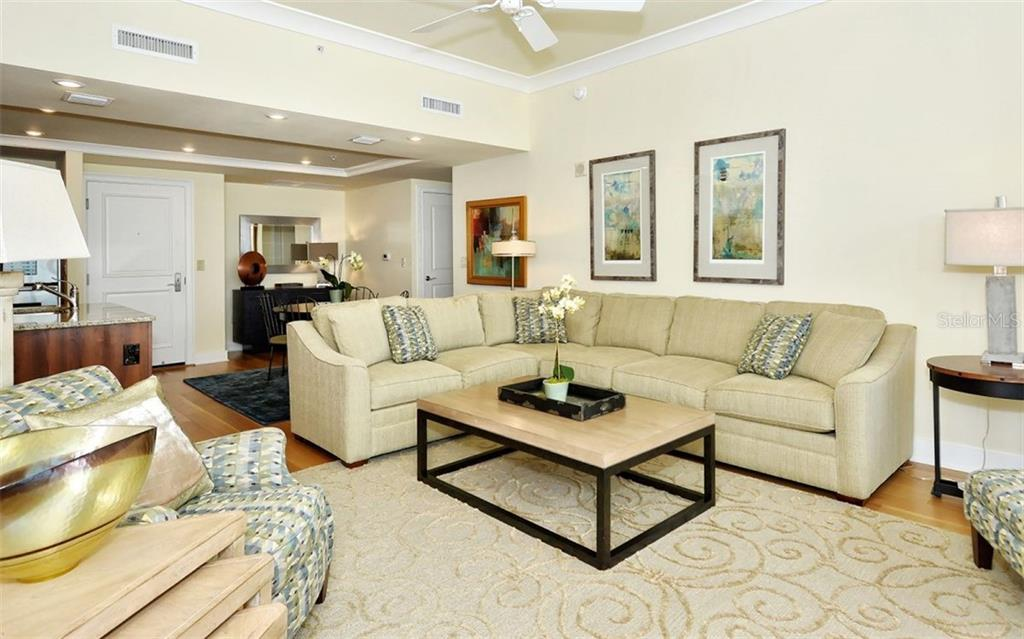 A comfortable place to gather - Condo for sale at 1350 Main St #1500, Sarasota, FL 34236 - MLS Number is A4433444