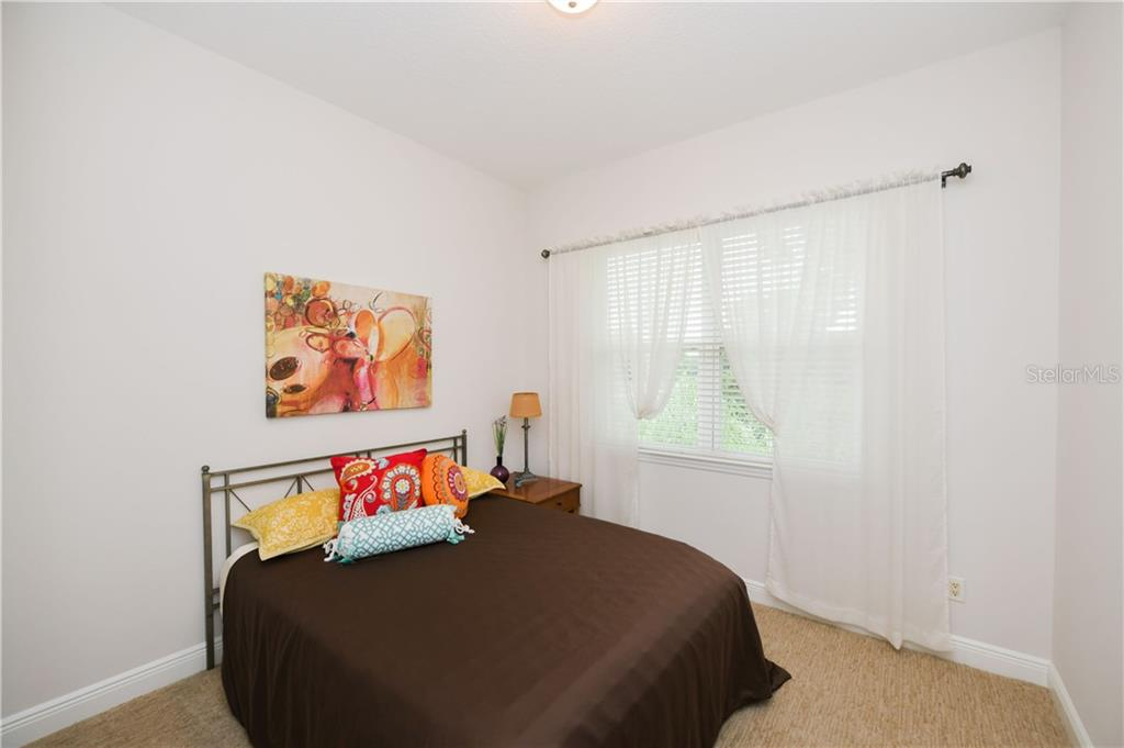 Main Level Bedroom 2 - Single Family Home for sale at 6532 Lincoln Rd, Bradenton, FL 34203 - MLS Number is A4444732