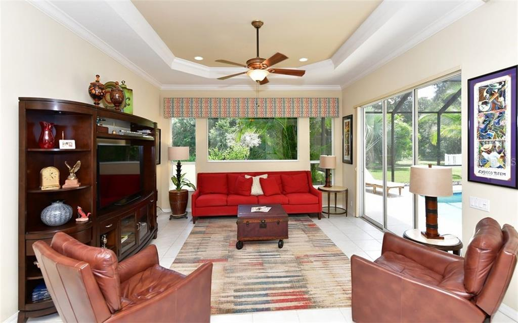 Picturing the open concept of living space. - Single Family Home for sale at 13022 Peregrin Cir, Bradenton, FL 34212 - MLS Number is A4444939