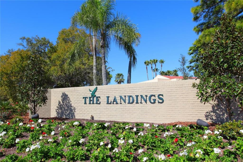 Townhouse for sale at 1539 Landings Blvd #76, Sarasota, FL 34231 - MLS Number is A4445987
