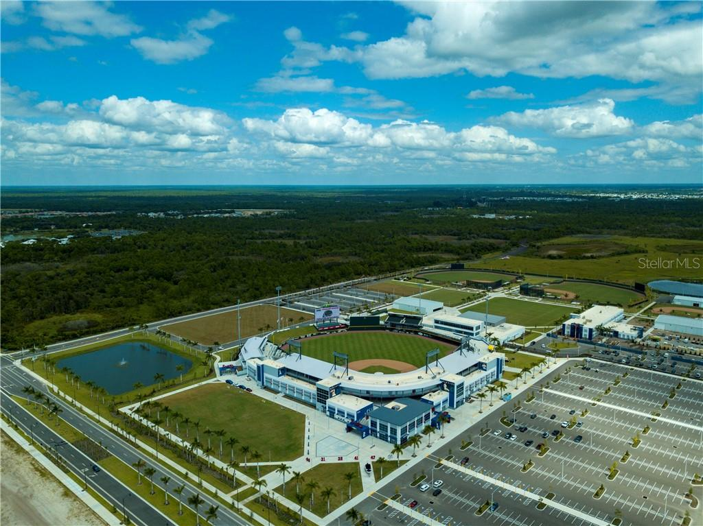 North Port Atlanta Braves Baseball Sprint Training Stadium. - Vacant Land for sale at Clearfield St, North Port, FL 34286 - MLS Number is A4446706