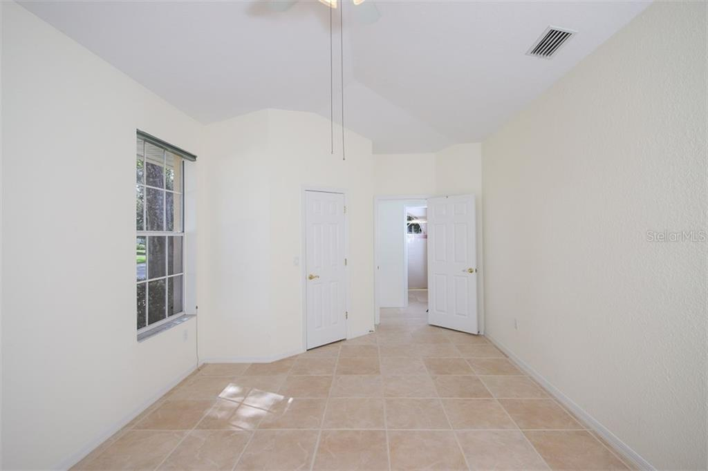 Second bedroom - Single Family Home for sale at 6620 Hunter Combe Xing, University Park, FL 34201 - MLS Number is A4450282