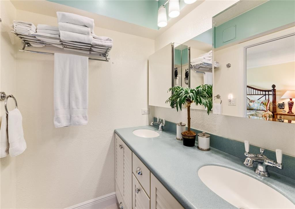 Master Bath - Condo for sale at 3330 Gulf Of Mexico Dr #305-D, Longboat Key, FL 34228 - MLS Number is A4454357