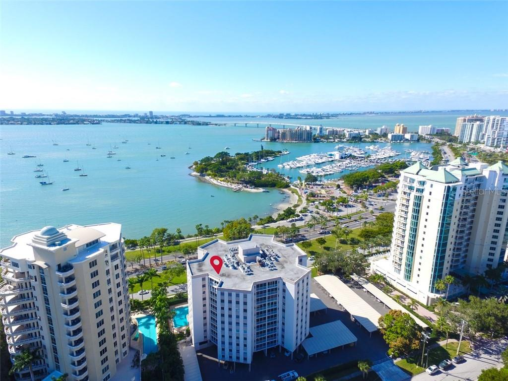 Condo for sale at 435 S Gulfstream Ave #205, Sarasota, FL 34236 - MLS Number is A4457744