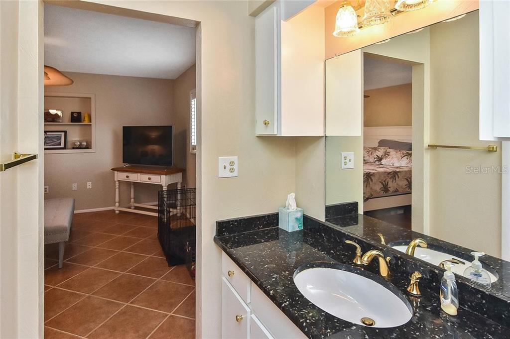 Master bathroom - Single Family Home for sale at 1758 Croton Dr, Venice, FL 34293 - MLS Number is A4459877