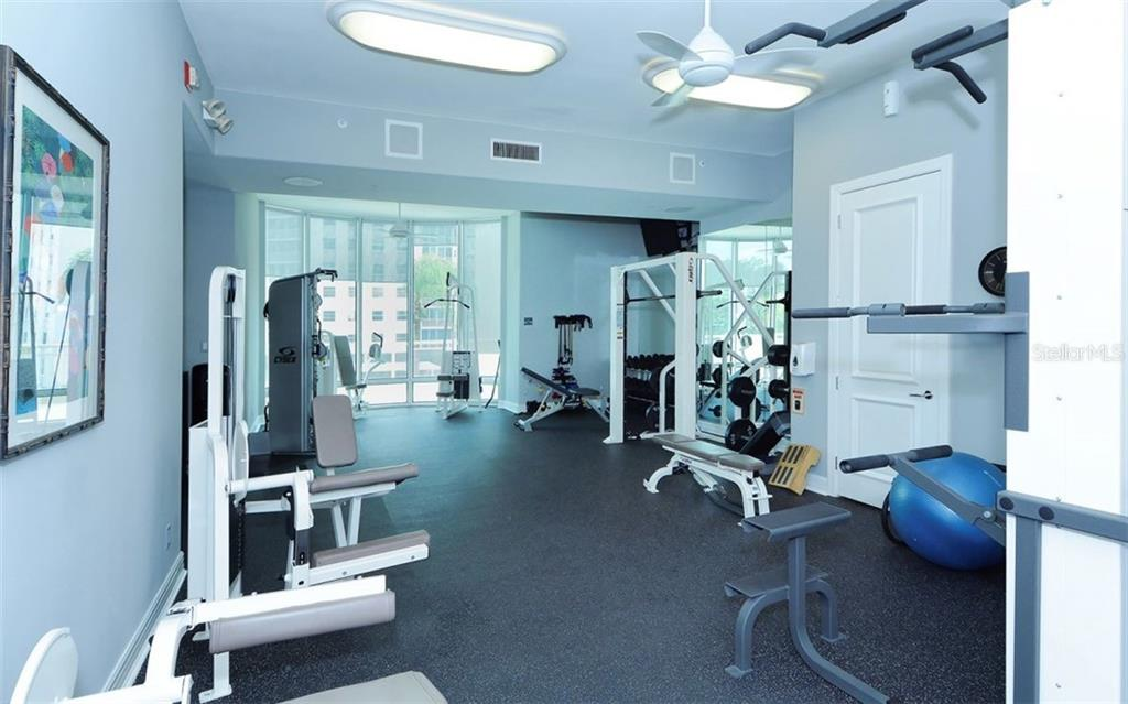 Sarabande Fitness Center - Condo for sale at 340 S Palm Ave #Pl1, Sarasota, FL 34236 - MLS Number is A4471687