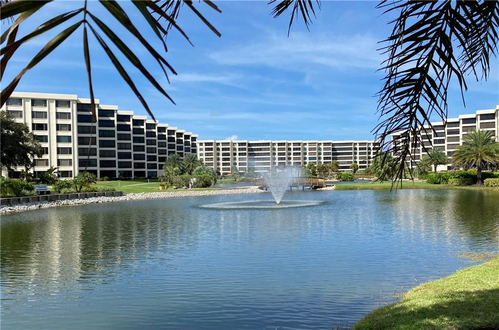 Gulf & Bay Club is a beautifully maintained 32 acre property. - Condo for sale at 5770 Midnight Pass Rd #509c, Sarasota, FL 34242 - MLS Number is A4472645