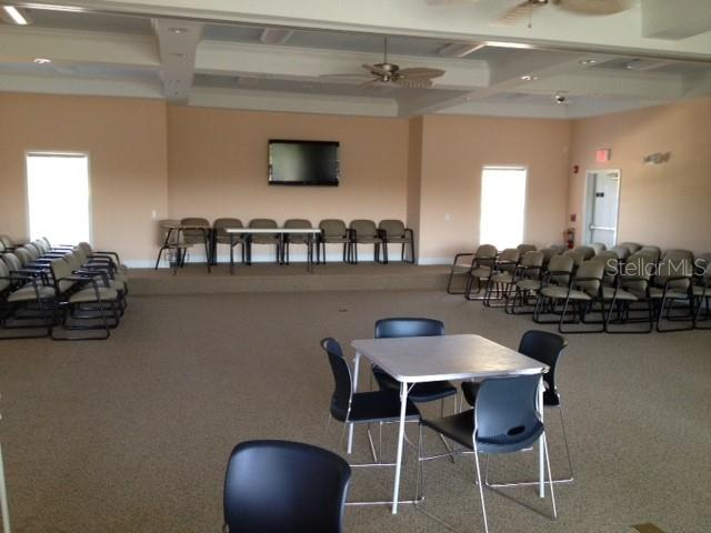 Clubhouse meeting room. - Condo for sale at 977 Sandpiper Cir #977, Bradenton, FL 34209 - MLS Number is A4474554