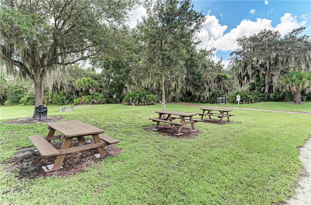 Community picnic area - Single Family Home for sale at 7118 68th Dr E, Bradenton, FL 34203 - MLS Number is A4480398