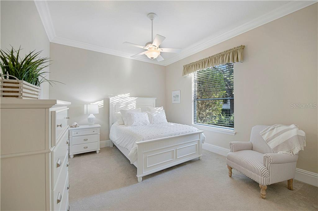 Bedroom 4 - Single Family Home for sale at 13223 Palmers Creek Ter, Lakewood Ranch, FL 34202 - MLS Number is A4484826