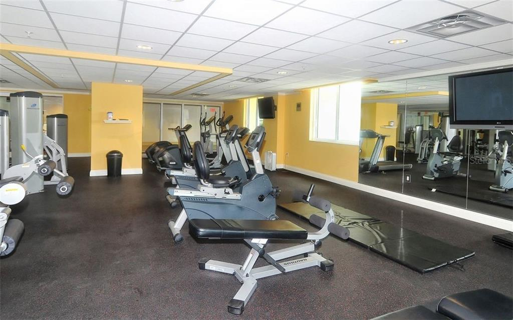 Lobby - Condo for sale at 800 N Tamiami Trl #1007, Sarasota, FL 34236 - MLS Number is A4485565
