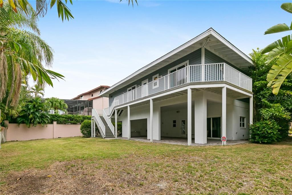 Ample room for your own custom pool! - Single Family Home for sale at 1145 Horizon View Dr, Sarasota, FL 34242 - MLS Number is A4486759