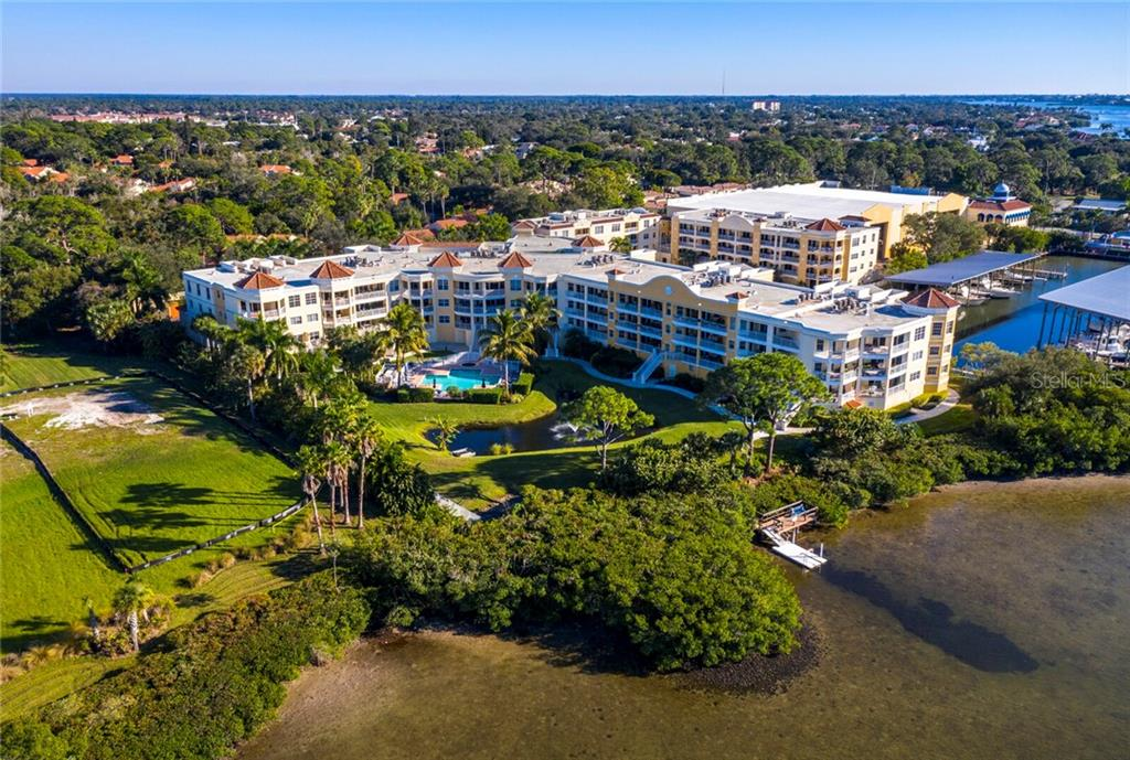 The Villas at Bellagio Harbor Village - Condo for sale at 14021 Bellagio Way #407, Osprey, FL 34229 - MLS Number is A4487552