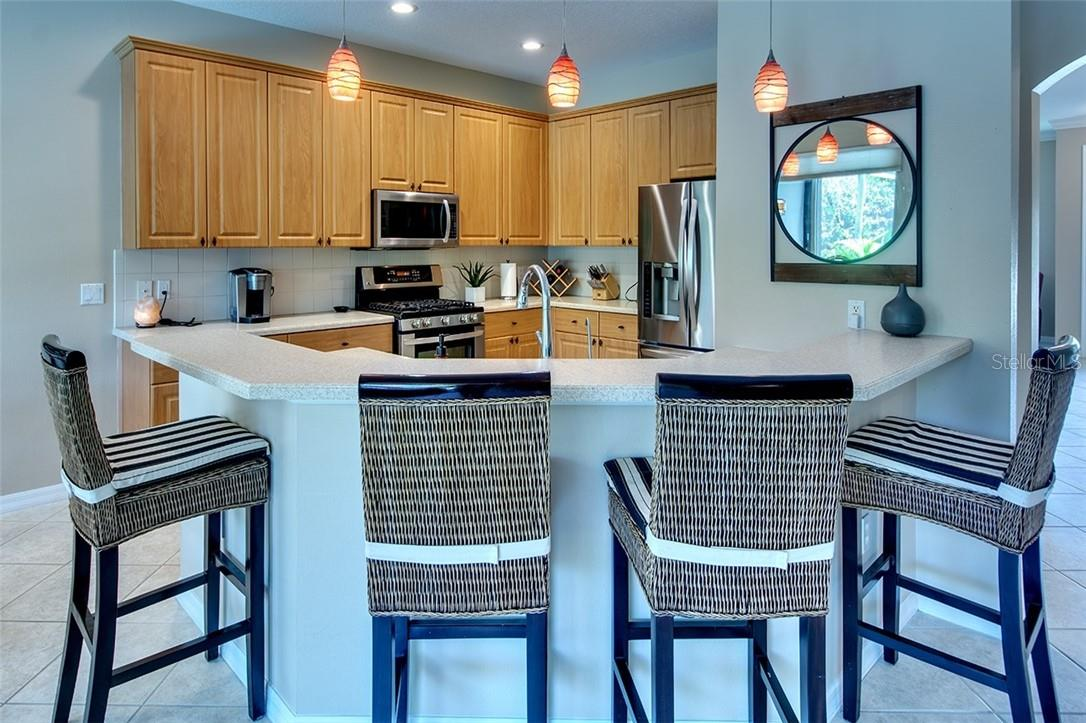 Spacious Island - Single Family Home for sale at 7739 Us Open Loop, Lakewood Ranch, FL 34202 - MLS Number is A4494156