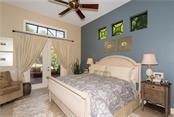 Master Bedroom - Single Family Home for sale at 1620 Assisi Dr #19, Sarasota, FL 34231 - MLS Number is A4163976