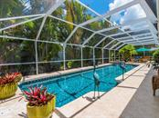 Lap pool - Single Family Home for sale at 319 Bob White Way, Sarasota, FL 34236 - MLS Number is A4184394